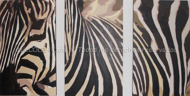 Cuadros tripticos de cebras imagui - Cuadros de cebras ...