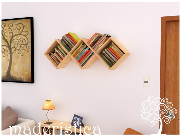 Tucreaz producto for Libreros originales